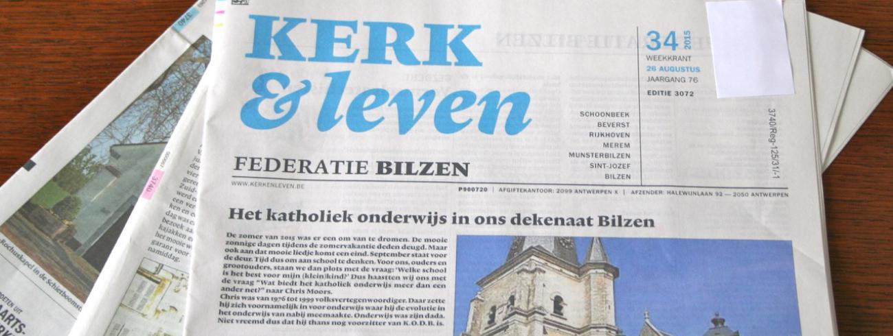 KERK & leven Bilzen Centrum