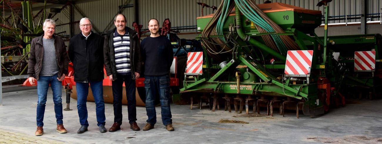 Boeren delen machines via MCA