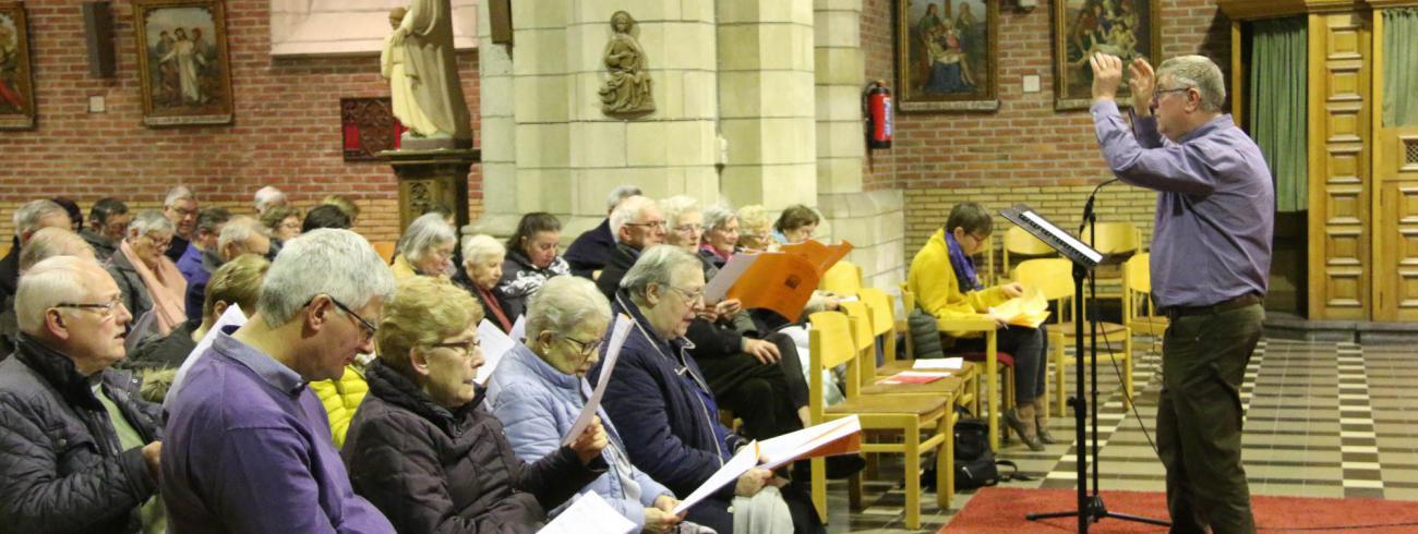 parochiale zangavond