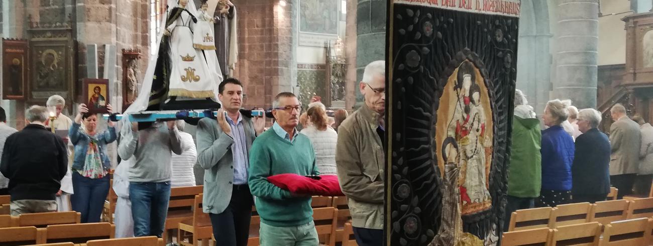 Oproep werkgroep liturgie