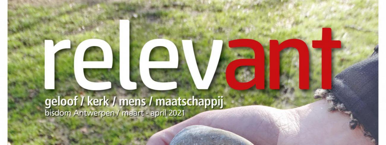 Relevant maart-april 2021 © Ilse Van Halst