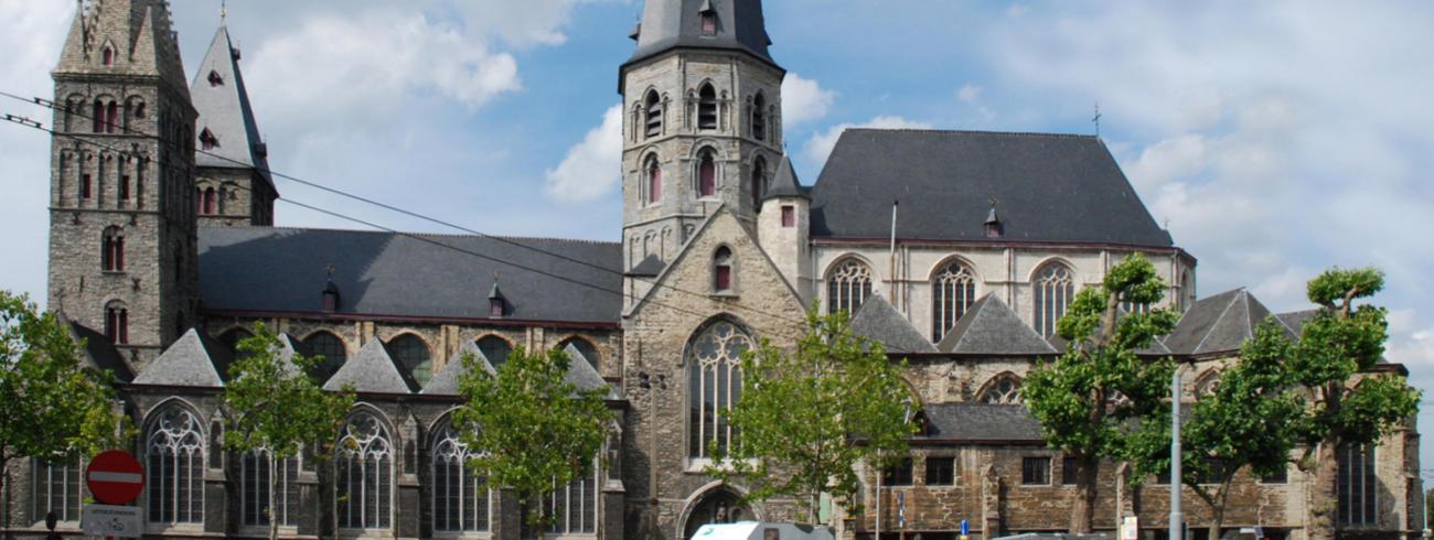 De Sint-Jacobskerk in Gent. © Wikimedia / Paul Hermans
