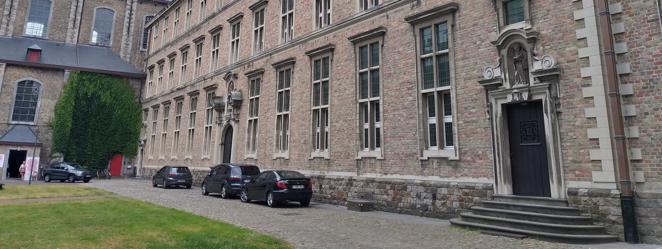 Grootseminarie Brugge © Inge Cordemans