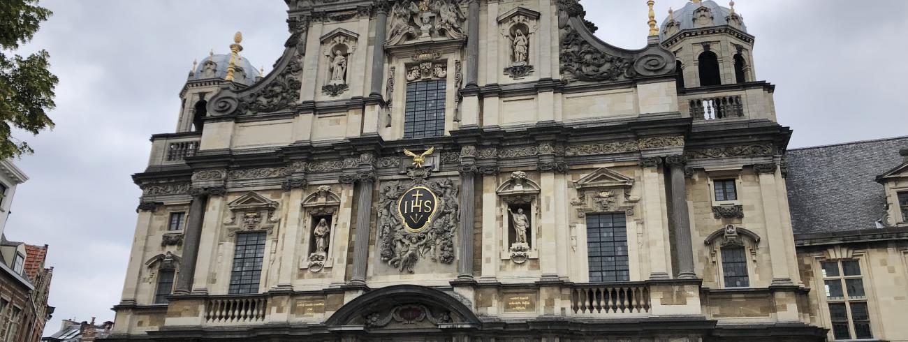 De Sint-Carolus Borromeuskerk in Antwerpen © Kerkfabriek van Sint-Carolus Borromeus