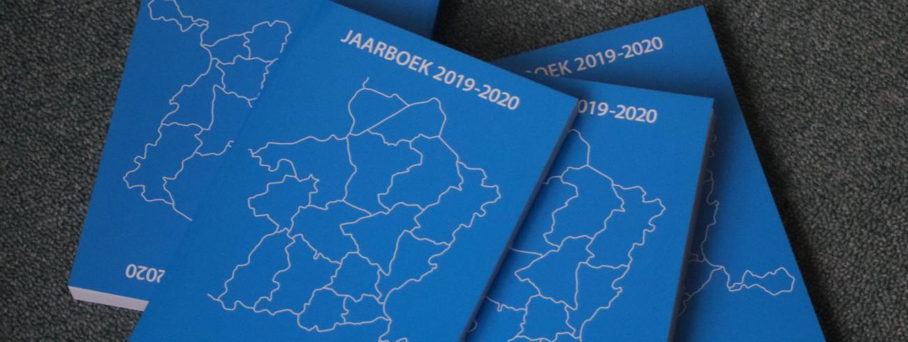 Het jaarboek 2019-2020 van het bisdom Hasselt is vanaf nu in het Pastoraal Informatiecentrum te verkrijgen. © bisdom Hasselt