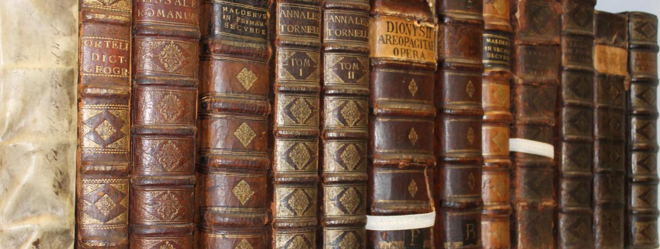 Bibliotheek © Bisdom Gent