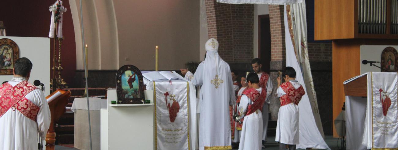 Koptische Christenen  © JvR
