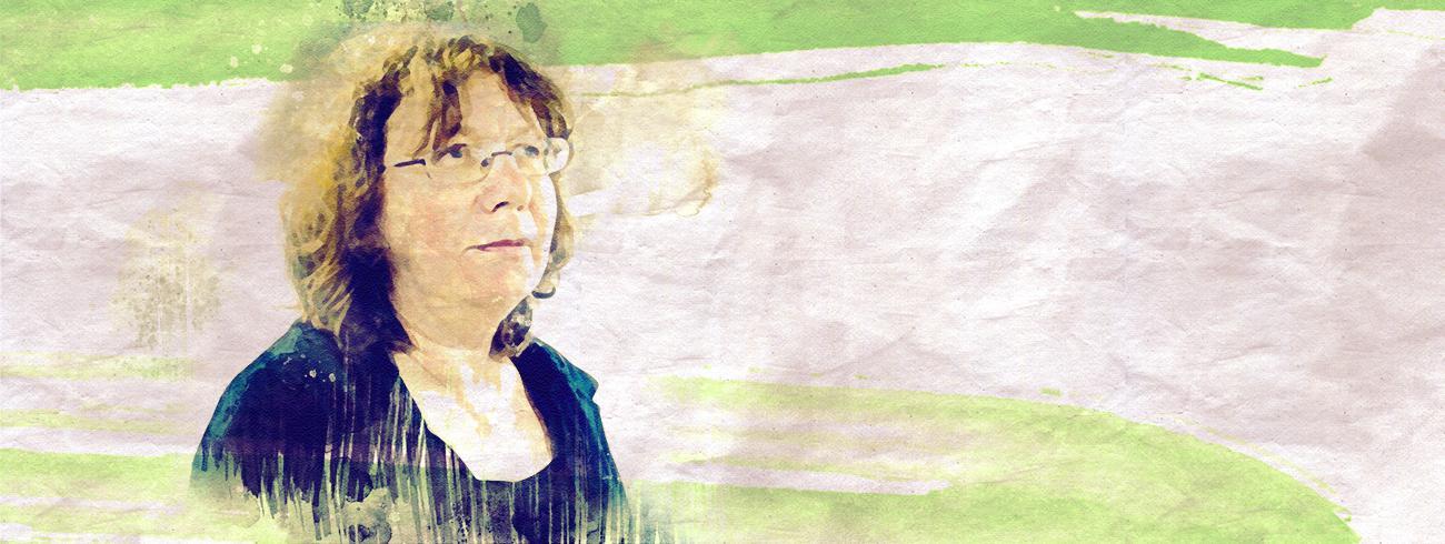 Ingrid Van Molle, vrijwilliger bij Gezin & Handicap, KVG en nog veel meer