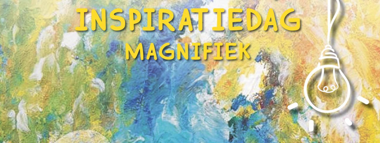De inspiratiedag biedt inspirerende workshops aan, in het thema magnifiek, voor leerkrachten, plussers- en misdienaarsbegeleiding en catechisten.
