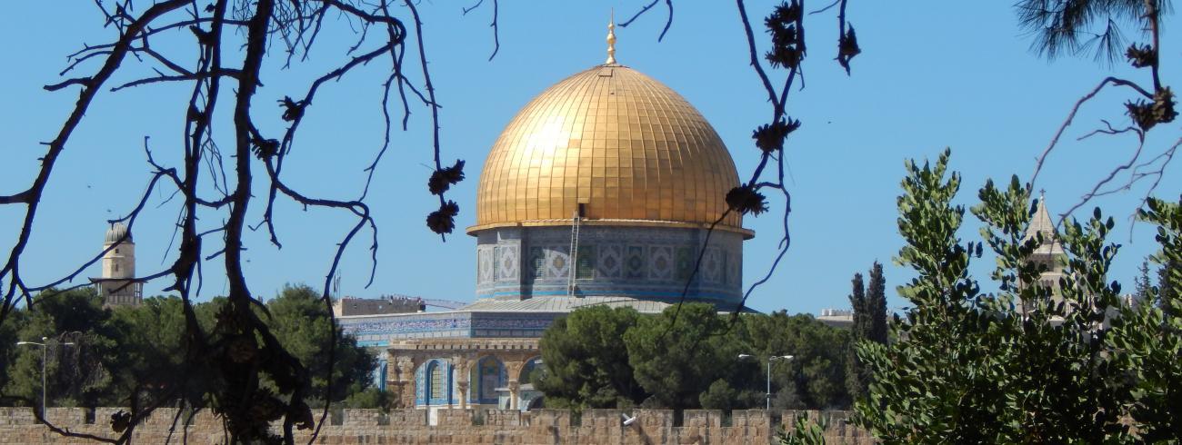 Reis naar Israël © Pieter Stevens