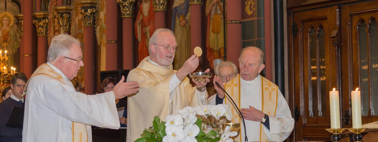 eucharistievieringen Ledeberg, Gentbrugge, Sint-Amandsberg