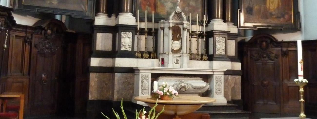 Jezuïetenkerk © AU