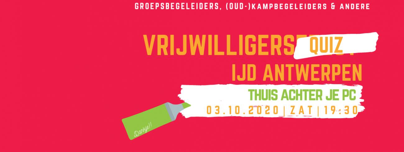 vrijwilligersfeest IJD Antwerpen