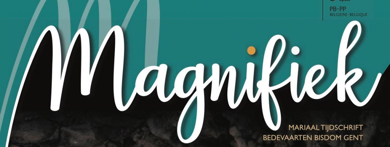 Mariaal tijdschrift wordt Magnifiek © Bedevaarten Bisdom Gent