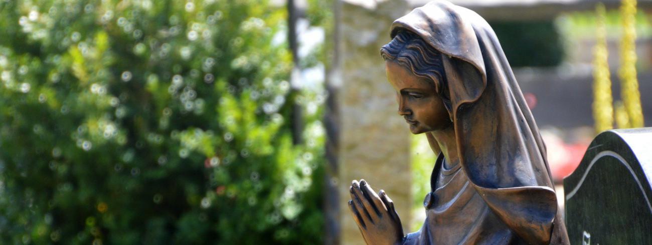 Mariabeeld © Afbeelding van PIRO4D via Pixabay