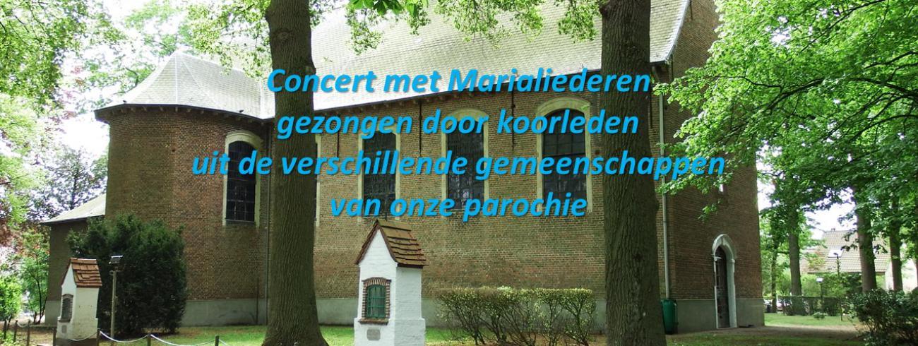 Marialiederen © parochie in Assenede-Evergem-Zelzate