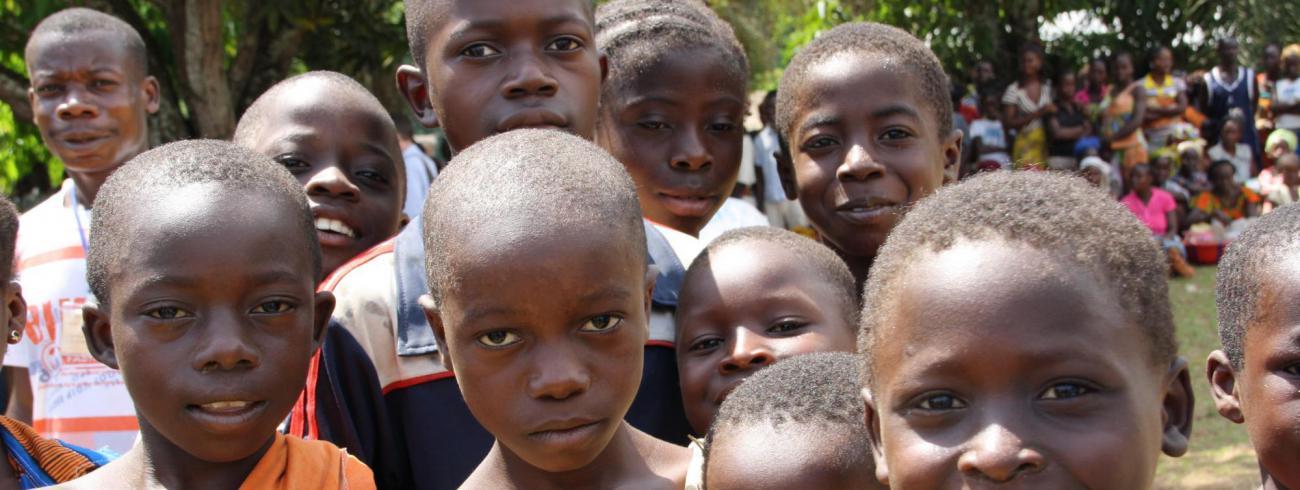 Op Missiezondag geven we de wereldkerk een duwtje in de rug © Department for International Development