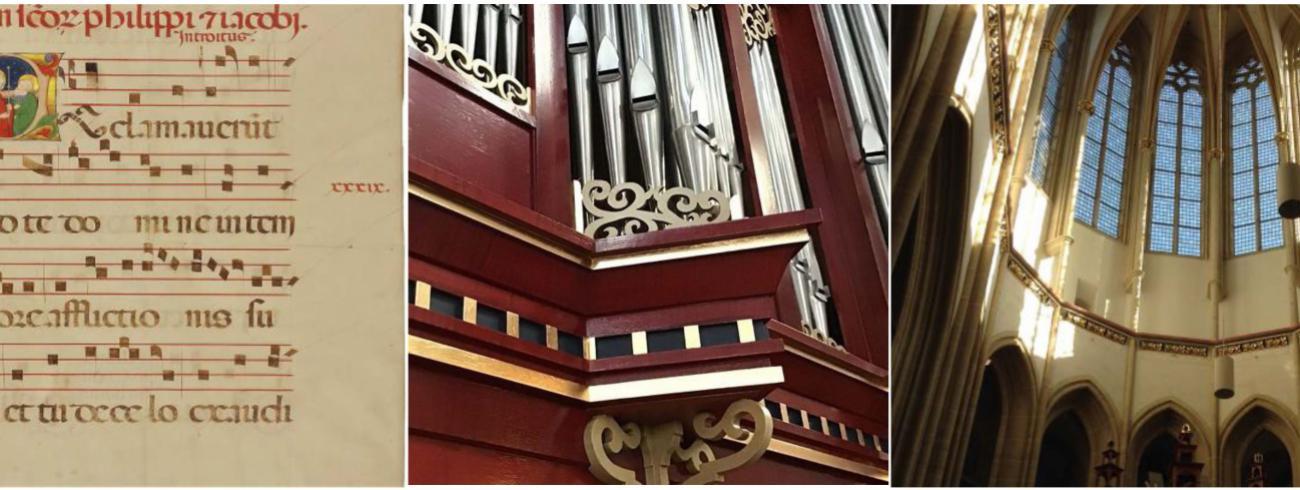 Kerkmuziek © Sint-Norbertusparochie, Antwerpen