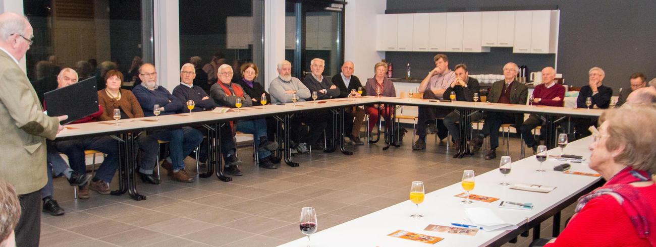 vzw-bijeenkomst dekenaat Eeklo © Karel Van de Voorde