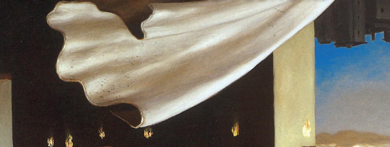 Pinksteren (olie op doek, 1998) © Stefano di Stasïo