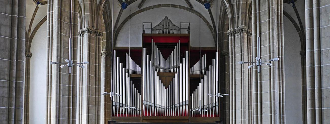 Nordhausen - Kathedraal van het Heilig Kruis © Pixabay