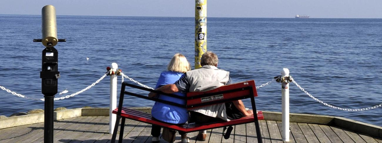 Okra is ook een belangenvereniging voor ouderen © Okra