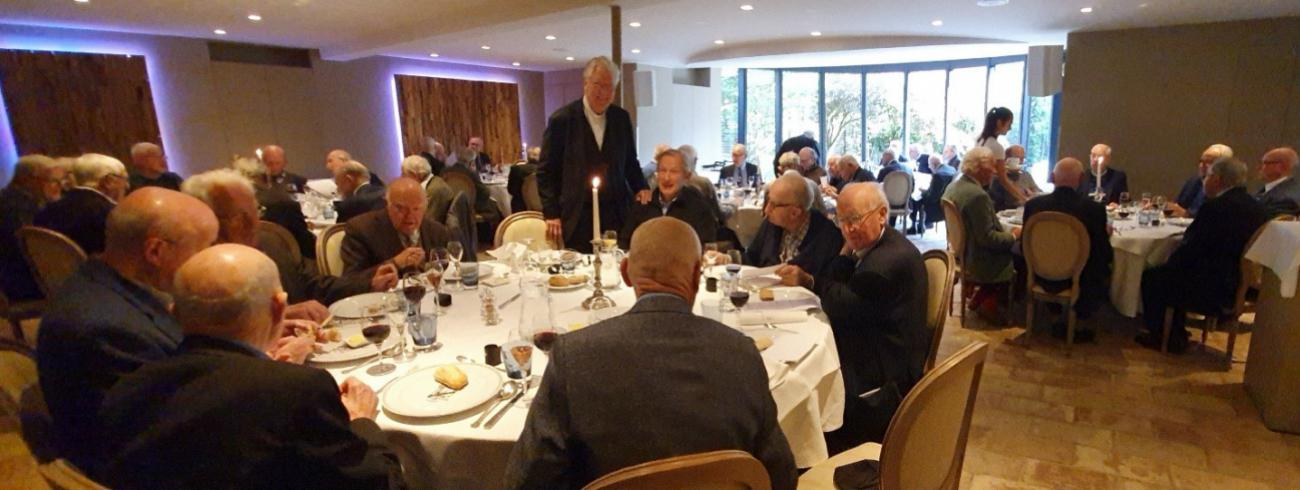 Ontmoetingsdag senioren-priesters © Bisdom Gent, Stefaan Van der Kelen