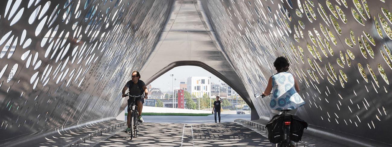 Parkbrug Antwerpen-Noord