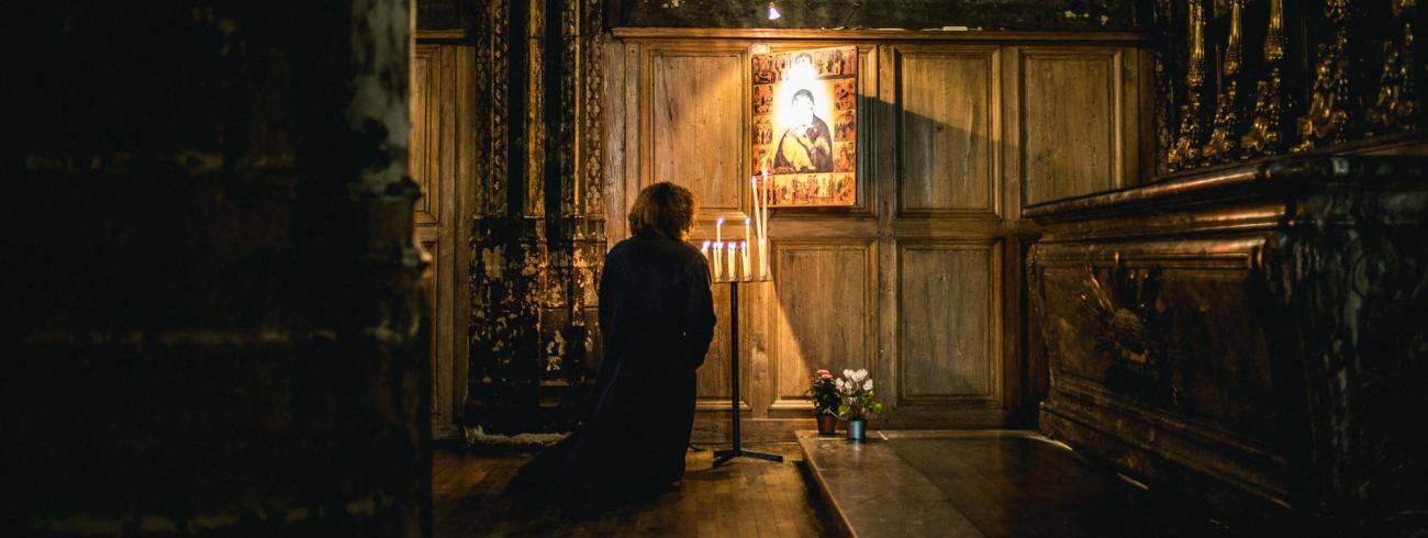 Deze gebeden uit de mis kan je ook in je dagelijkse leven bidden © Photo by Joshua Davis on Unsplash