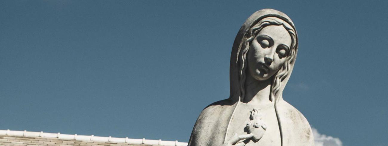 Moeder van Barmhartigheid, Moeder van de Hoop, Troost en Hulp van de Migranten