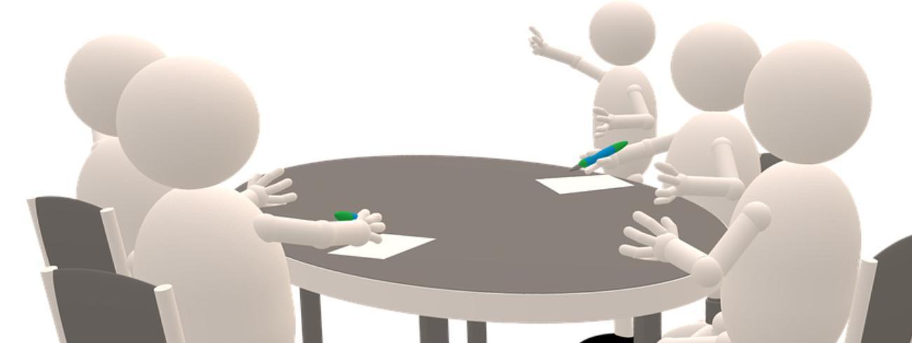 Vergadering © Picabay - Rechtenvrij