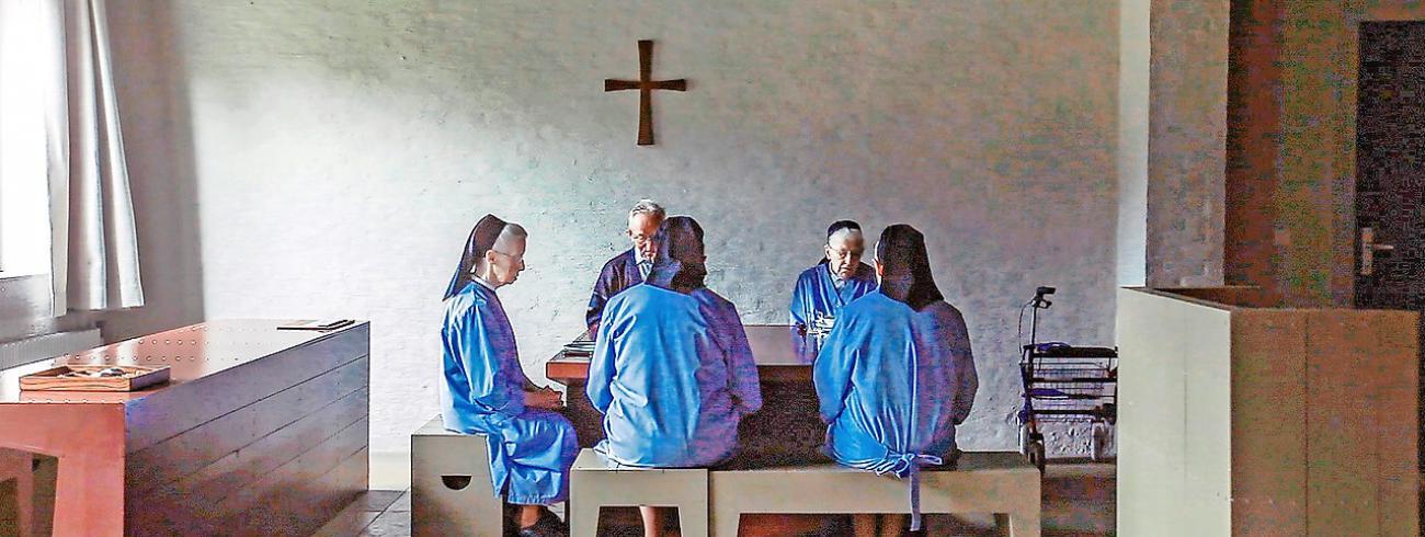 """Ingel Vaikla: """"Ik draag de vier zusters in mijn hart en denk vaak aan hen."""" © © Ingel Vaikla"""