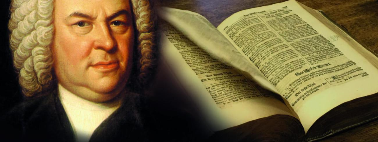 Bach & Bijbel © CCV Gent