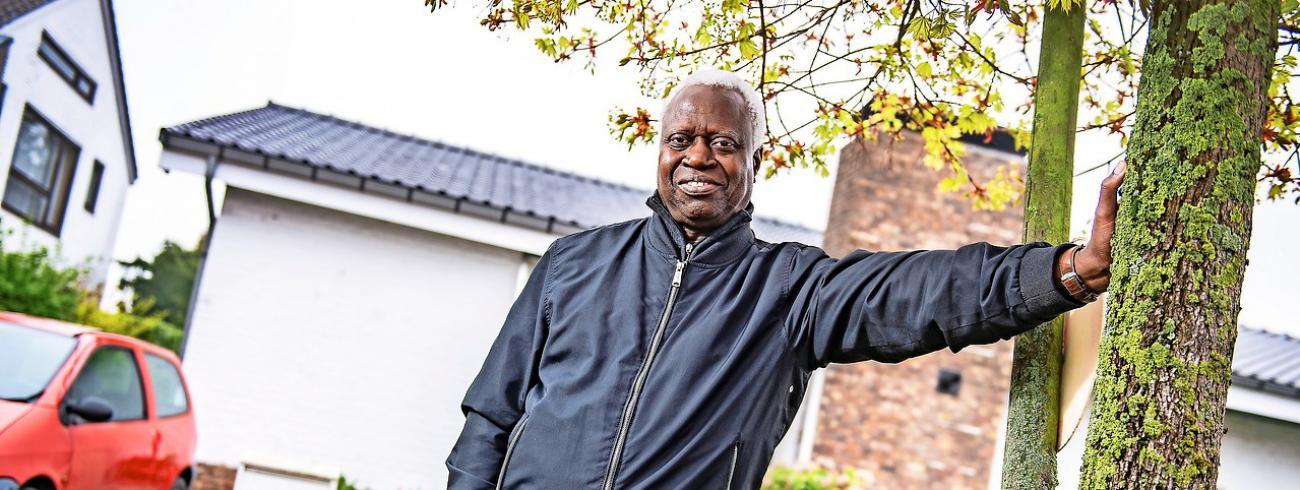 """Laurien Ntezimana: """"Dat slachtoffers en daders elkaar ontmoetten, was aanvankelijk teveel gevraagd."""" © © Frank Bahnmüller"""