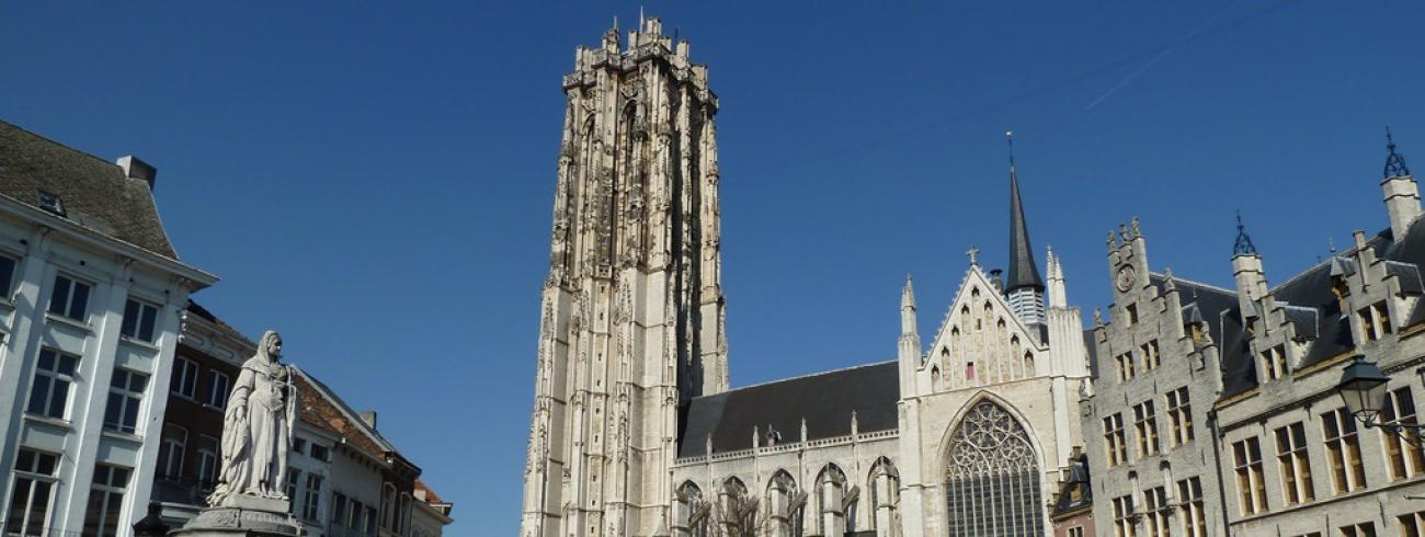 Sint-Romboutskathedraal © AU