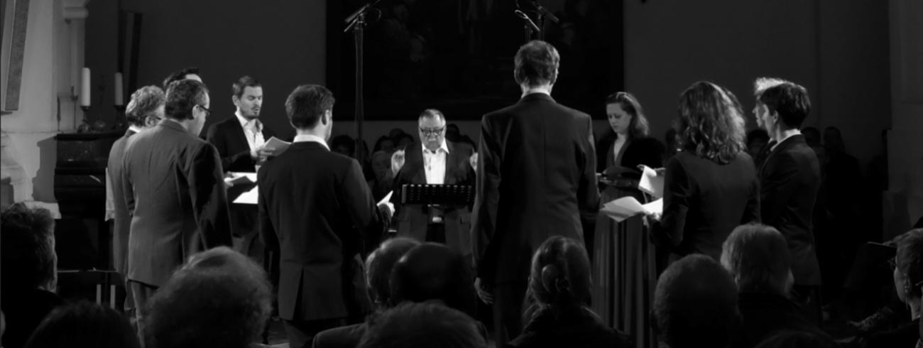 Het Huelgas Ensemble o.l.v. Paul Van Nevel © Promobeeld Huelgas/Luk Van Eeckhout