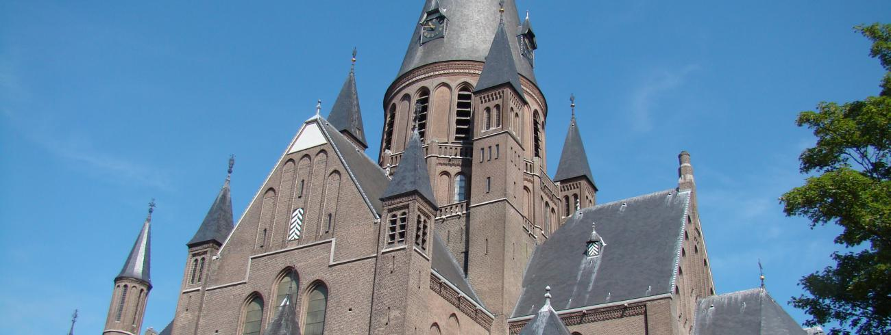 Sint-Gummaruskerk Steenbergen