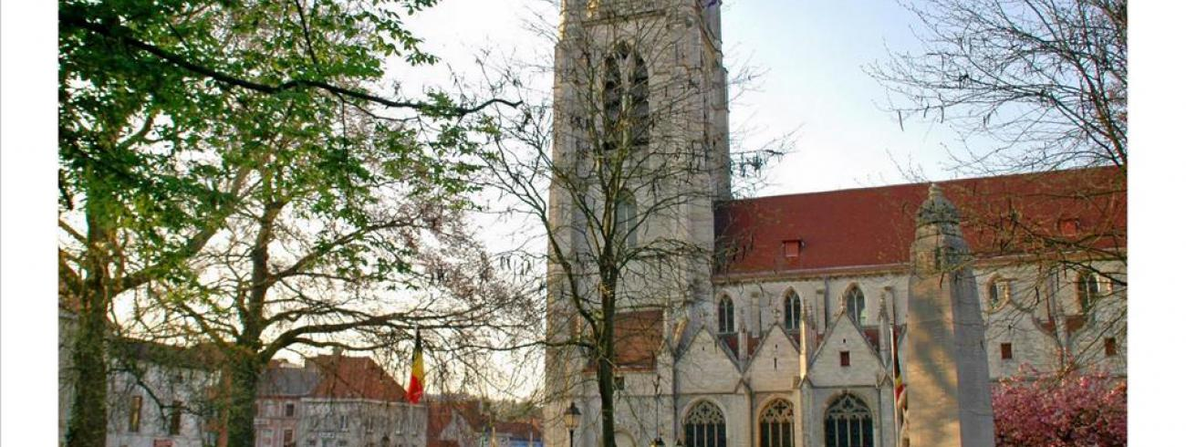parochie Ronse