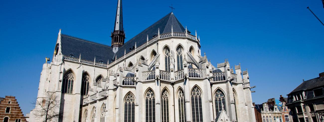 Sint-Pieterskerk Leuven © Toerisme Leuven