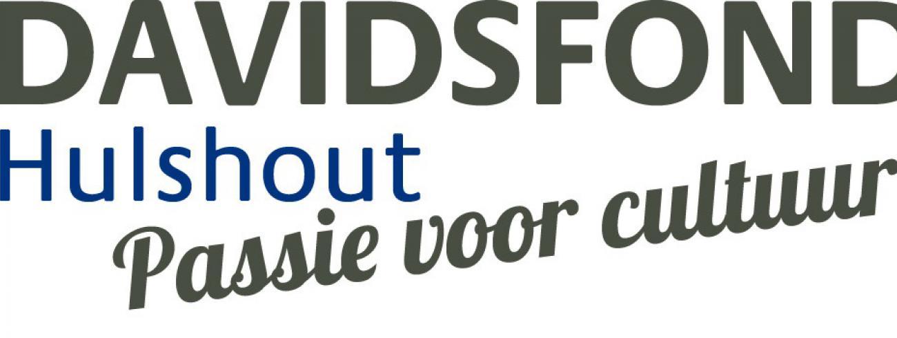 Logo Davidsfonds Hulshout