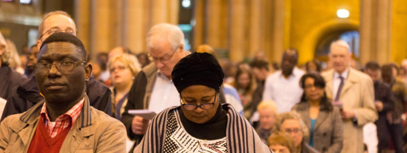 Bruggen slaan tussen culturen werpt vaak een nieuw licht op onze eigen beleving van de liturgie. © Koen Van den Bossche
