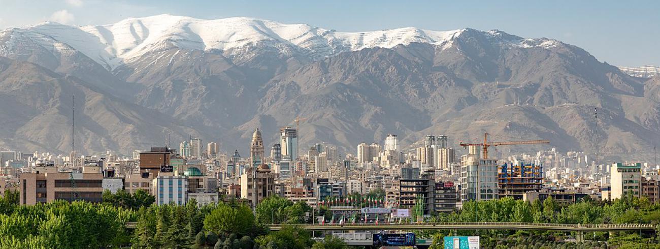 Teheran © Wikipedia