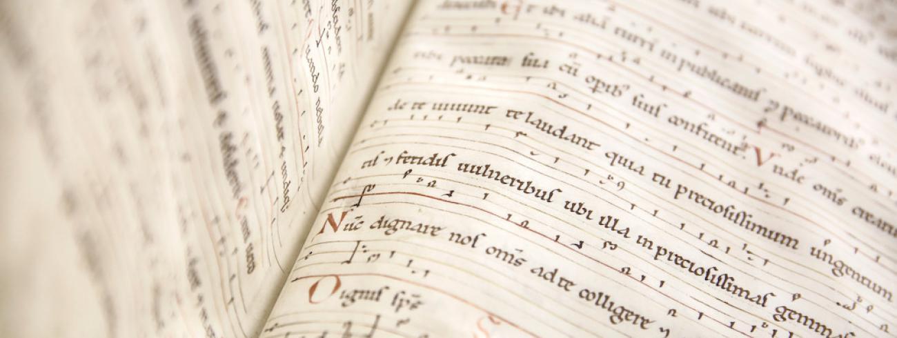De Symphonia van Van Bingen © Rob Stevens/KU Leuven