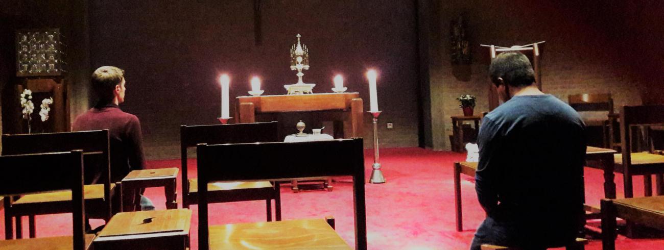 aanbidding johannes xxiii seminarie