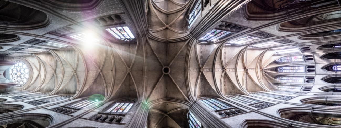 Op de tweedaagse in Drongen focust Koor&Stem op kerkmuziek. © Stefaan Van Damme