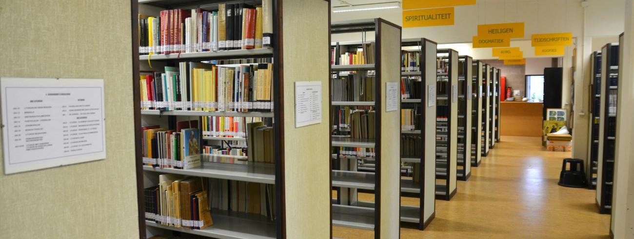 Bibliotheek PCS Kiewit © Tony Dupont
