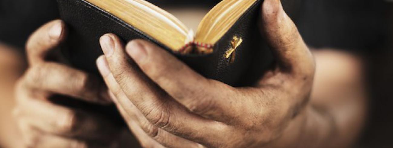 bijbel lezen