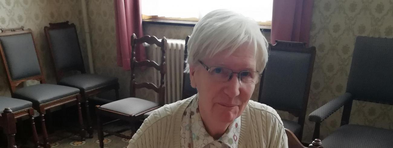 Zuster Maria Hendrickx, algemeen overste © Zusters van Vorselaar