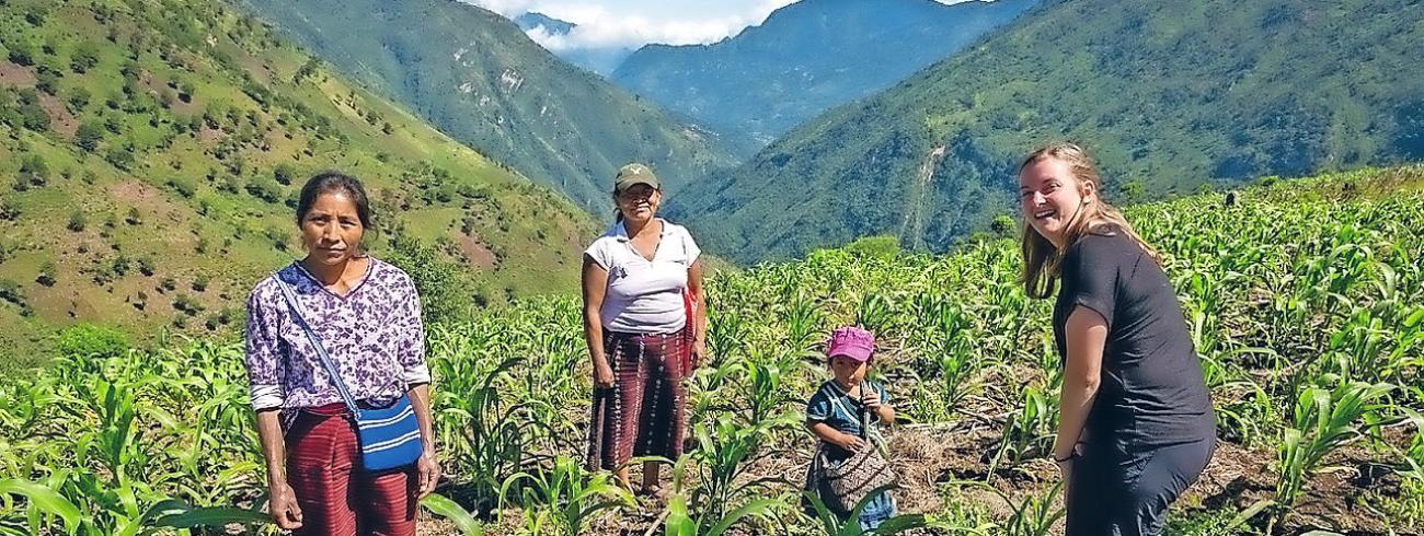 inleefreis Guatemala © Limme Van Den Abeele