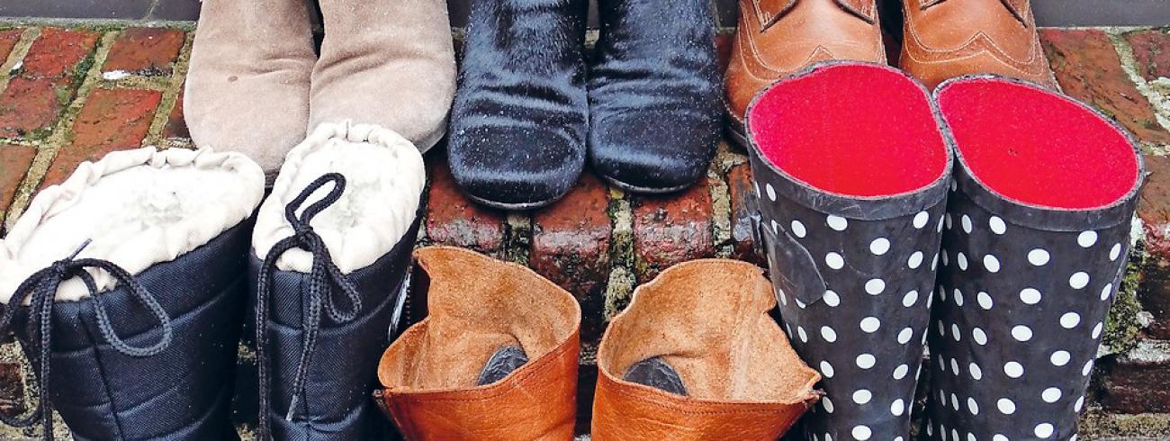 Schoenen © Ilse Van Halst